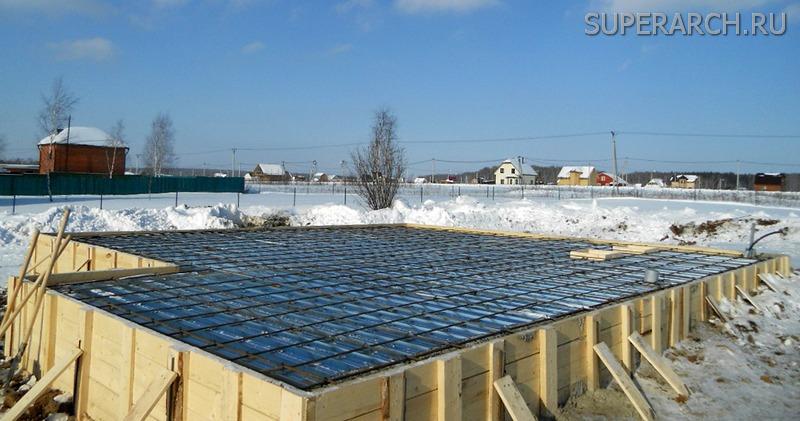 Технология прогрева бетона купить краска для цементного раствора