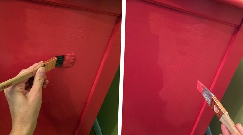 Характеристика акриловой краски