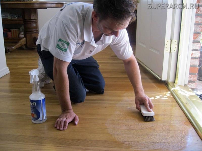 Чем отмыть старый линолеум от грязи в домашних условиях - AVTOpantera.ru