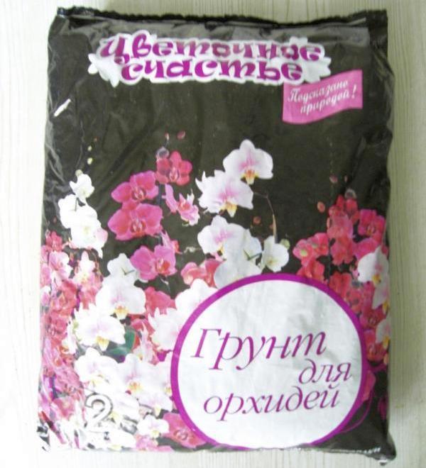 Грунт для орхидей царица цветов