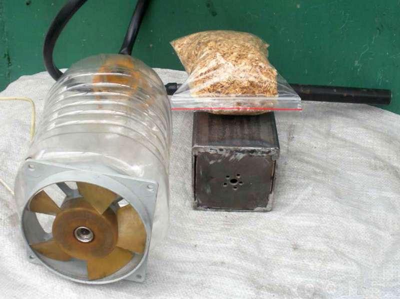 Газогенератор для холодного копчения своими руками 8