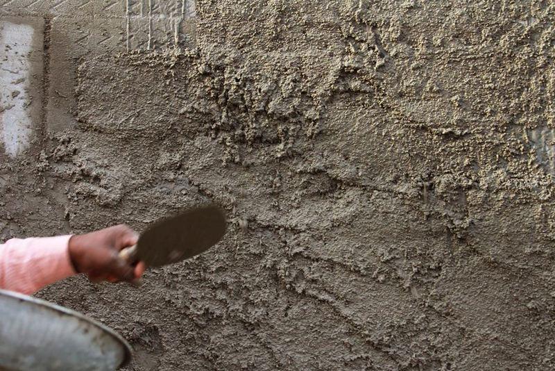 Штукатурка стен своими руками из цемента