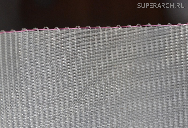 Фильтровую сетку галунного плетения